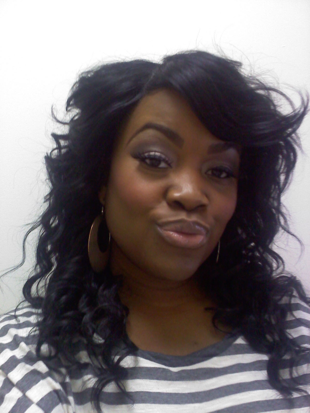 Quick Weave Hairstyles Miss Nics Elegant Edge